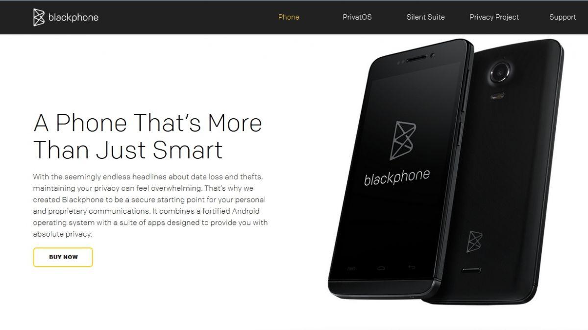 Smartphone antiespionaje sufrió falla de seguridad