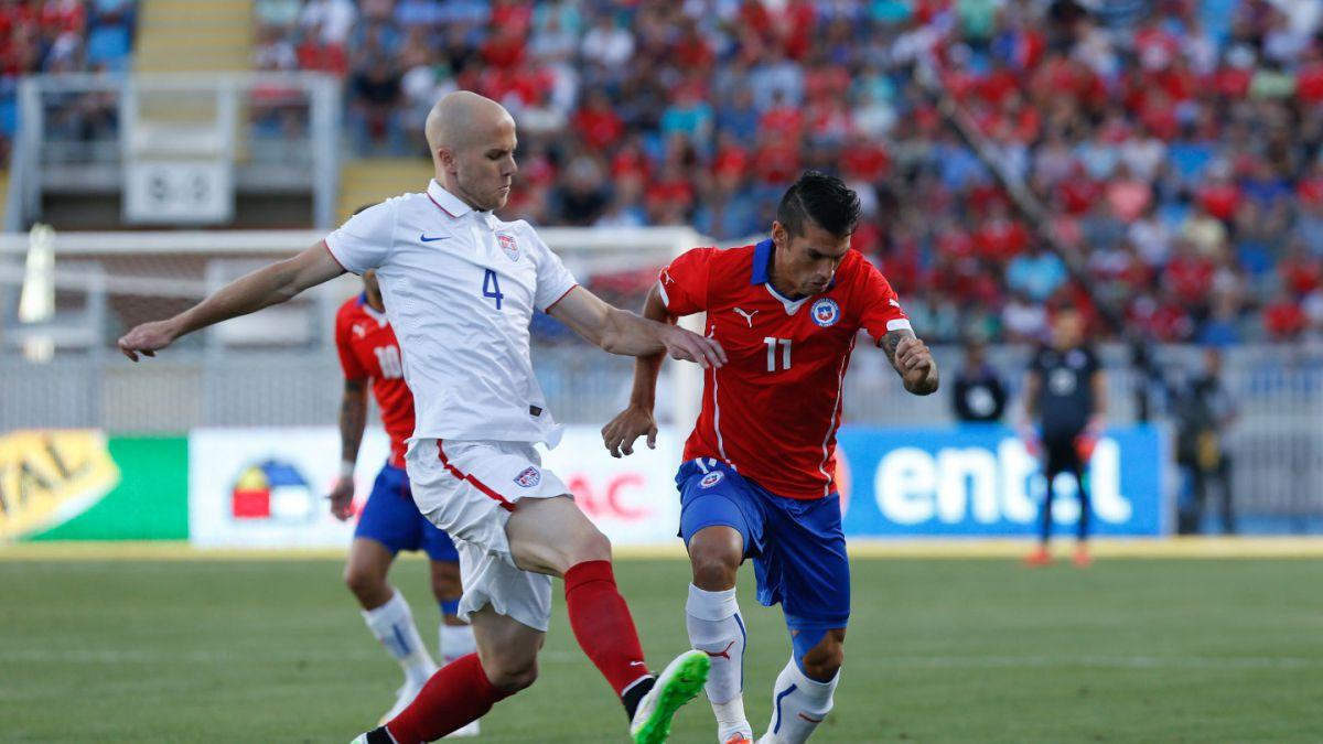[Minuto a minuto] Chile venció 3-2 a Estados Unidos en Rancagua