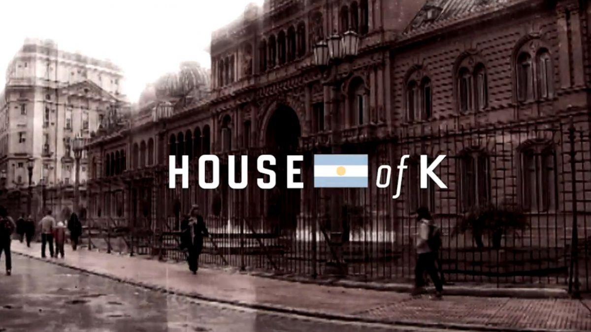 Medio argentino ironiza con Cristina Fernández y la compara con House of Cards