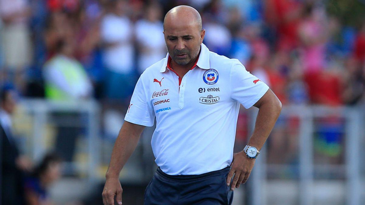 """Sampaoli: """"Yo en el lugar de Vidal no arriesgaría en cambiarme de club"""""""