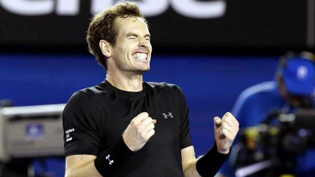 El británico Andy Murray disputará la final del Abierto de Australia