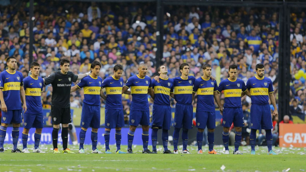 Boca Juniors puede ser rival de Palestino en Copa Libertadores