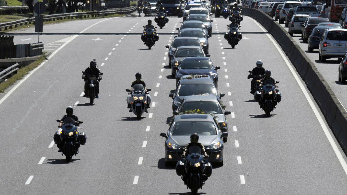 #AlbertoNisman: Familia despide al fiscal con un funeral privado