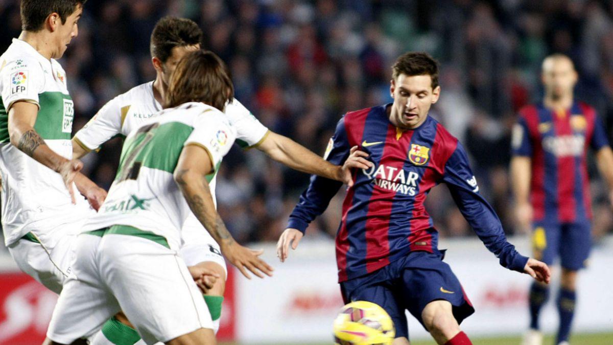 Jeremy Mathieu reconoce que hubo discusión entre Messi y Luis Enrique