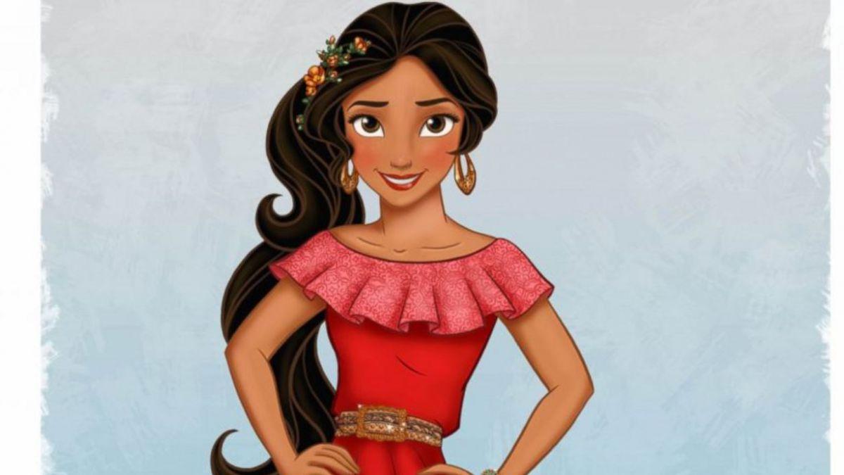 Conoce a Elena de Avalor, la primera princesa latina de Disney