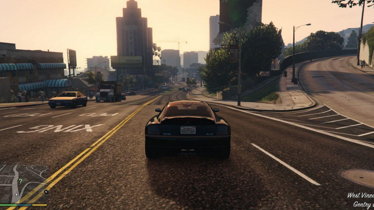GTA V ha despachado más de 45 millones de copias