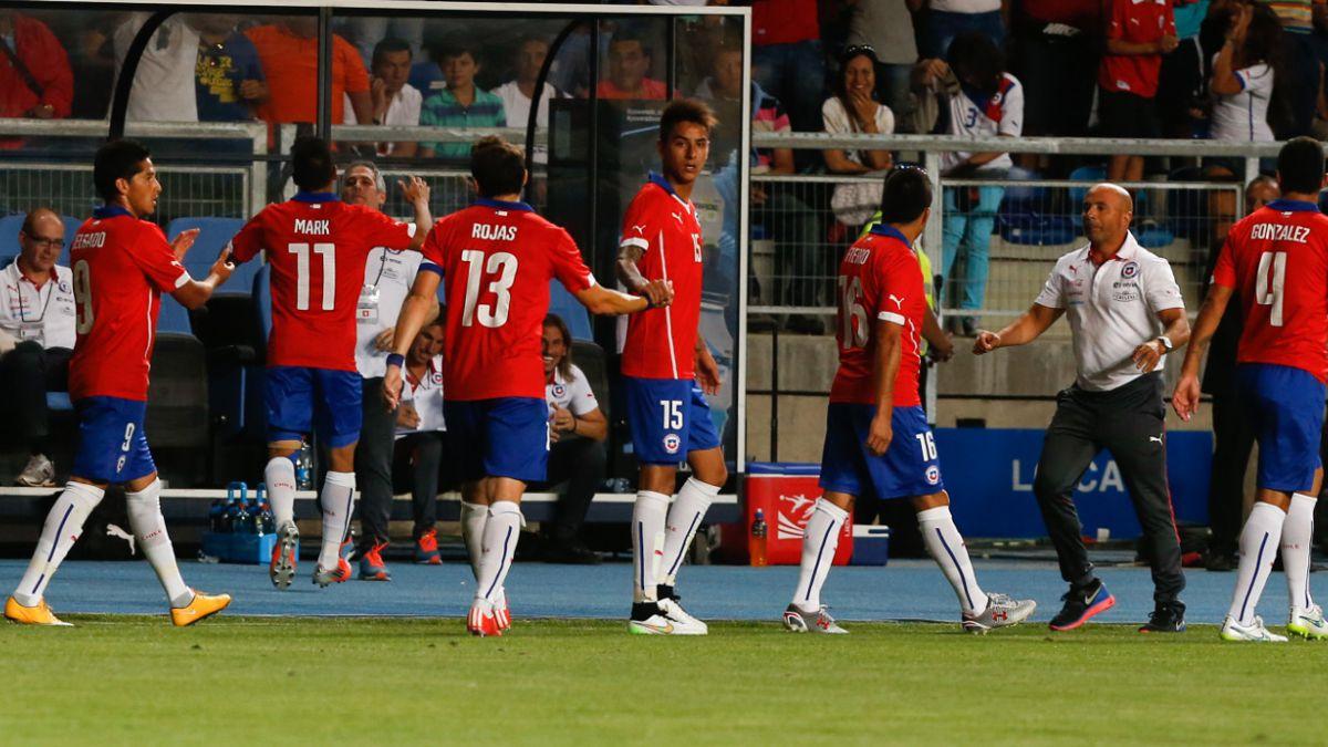 Estos son los próximos rivales de Chile en los amistosos de marzo en Europa