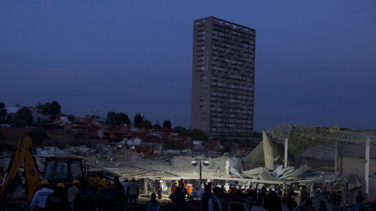 Fallece bebé y aumenta cifra de muertos tras explosión en hospital de México