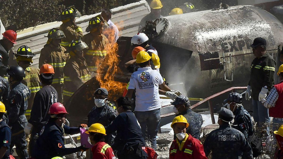 El relato de la explosión en un hospital infantil que conmociona a México