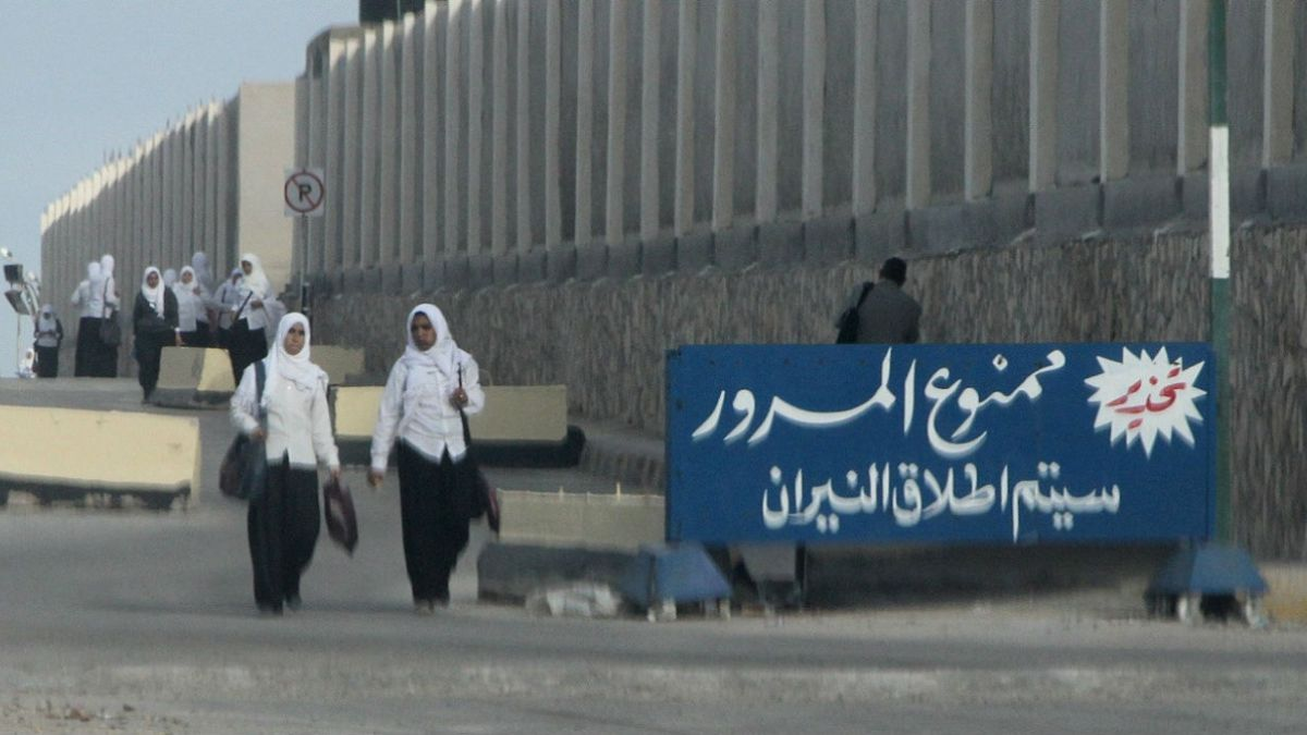 Enfrentamiento entre militares y yihadistas deja a dos niños muertos en Egipto