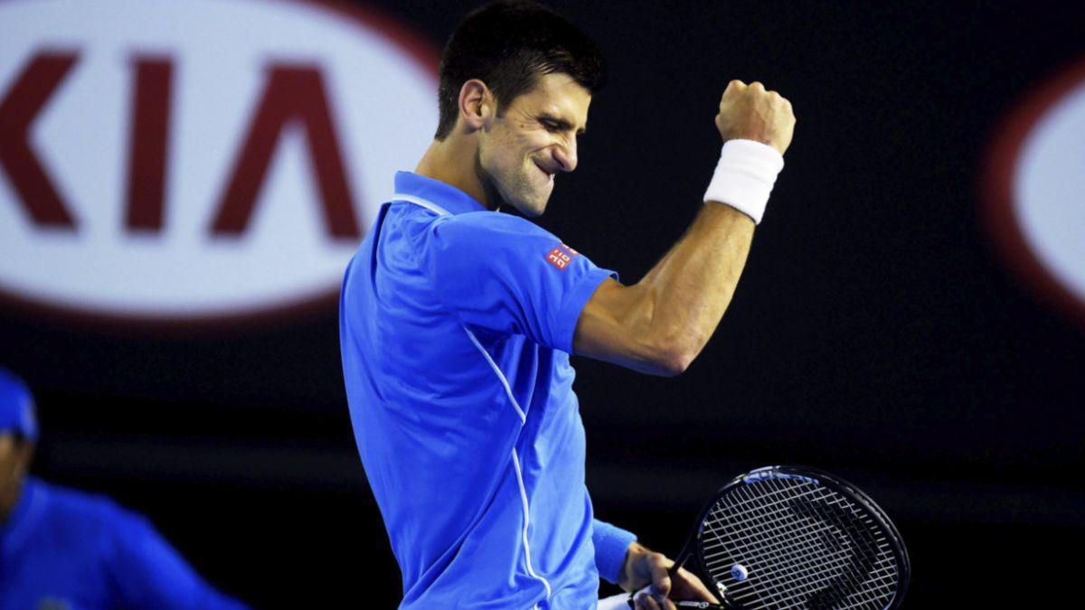 Djokovic enfrentará a Murray en la final del Abierto de Australia