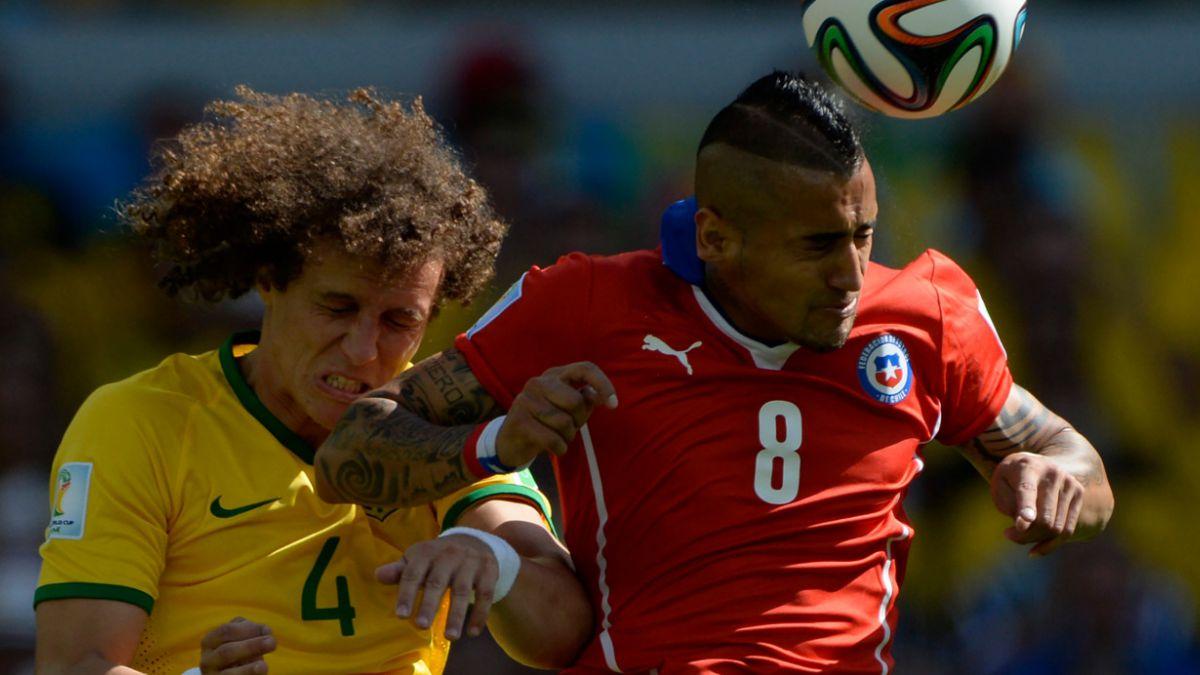 Interactivo: Las estadísticas históricas del choque entre Chile y Brasil
