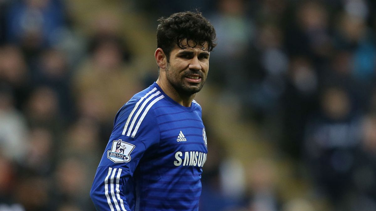 Diego Costa no estará ante el City de Pellegrini