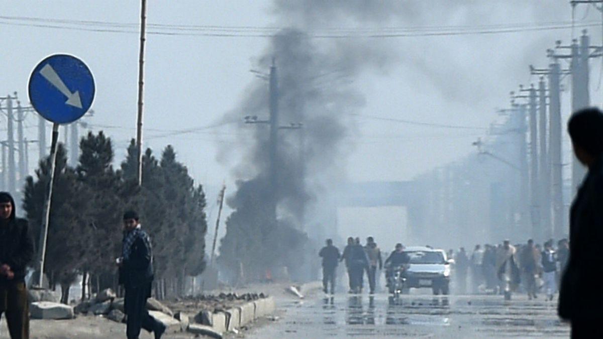Protesta en Afganistán contra Charlie Hebdo deja al menos 24 heridos