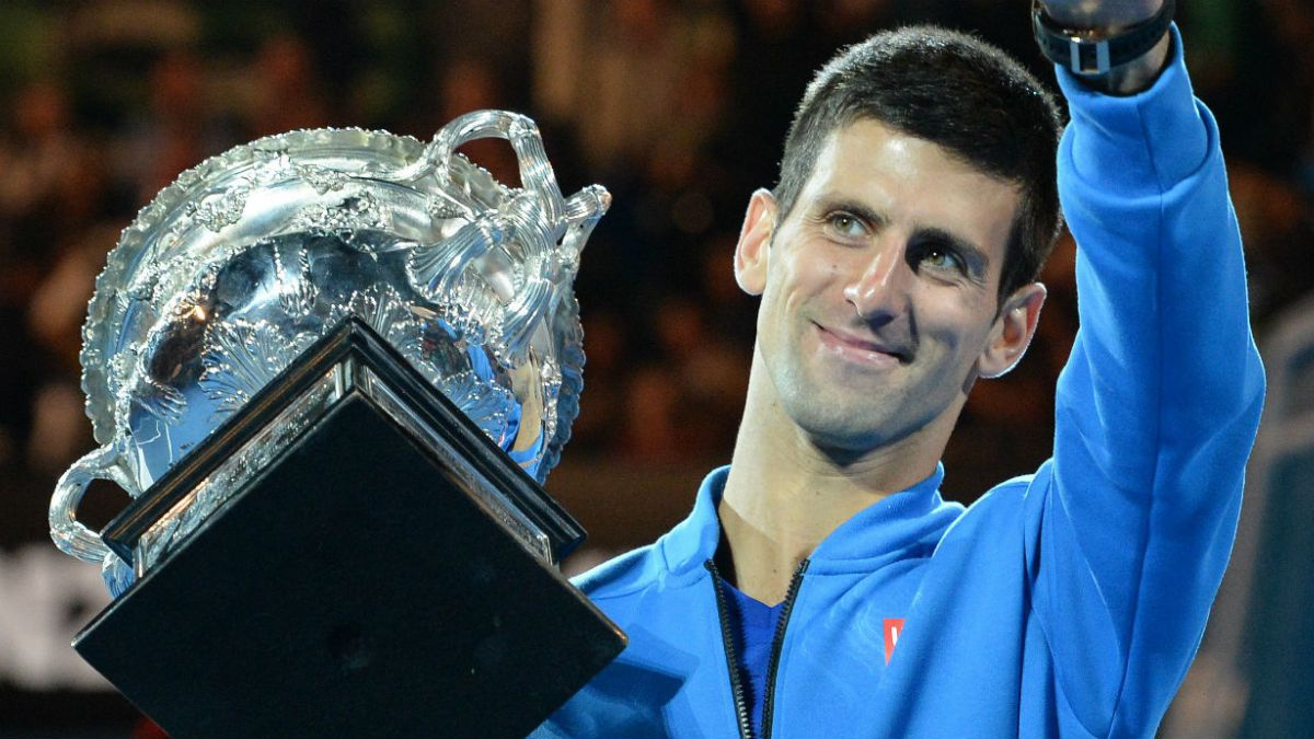 Novak Djokovic gana su quinto Abierto de Australia