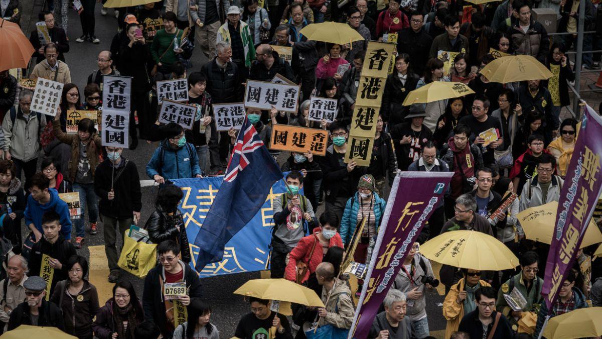 Los manifestantes pro-democracia de Hong Kong vuelven a las calles