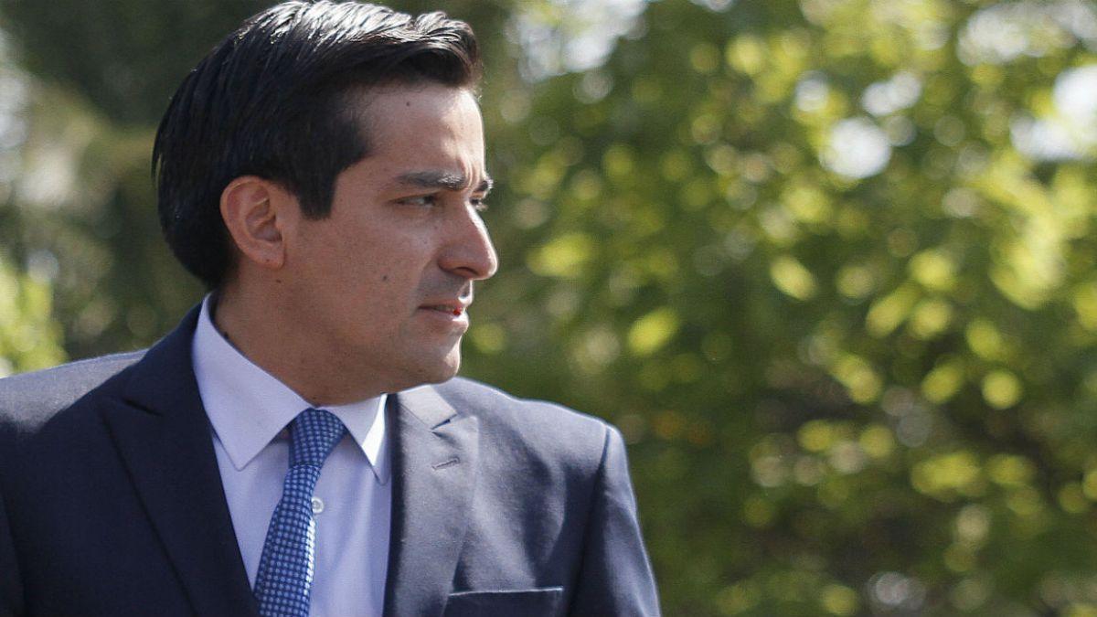 Peñailillo: El equipo de Dávalos informará en su momento y él hará sus declaraciones