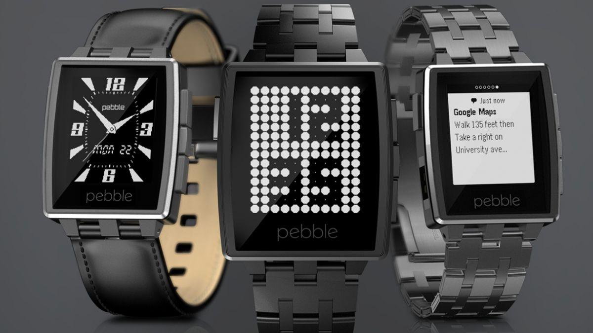 Reloj inteligente Pebble superó el millón de unidades vendidas