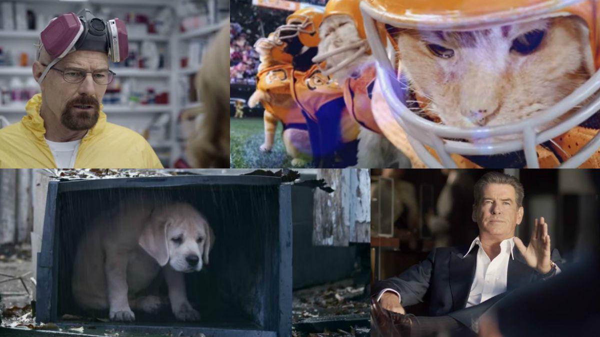 Los 13 mejores comerciales del Super Bowl 2015