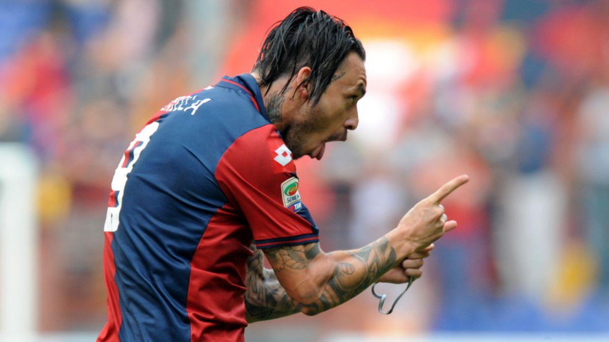 [GRÁFICA] Los seis máximos anotadores chilenos en la Serie A
