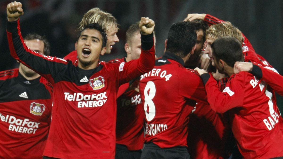 Los 12 chilenos que han jugado en el fútbol alemán