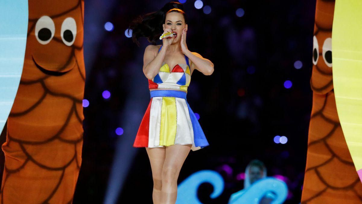 Super Bowl: Así fue la noche más desatada de Katy Perry