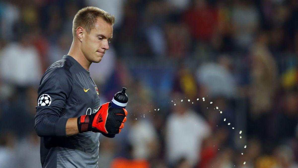 Una salida poco profesional: Así se comenta en España el error de Ter Stegen ante Athletic Club