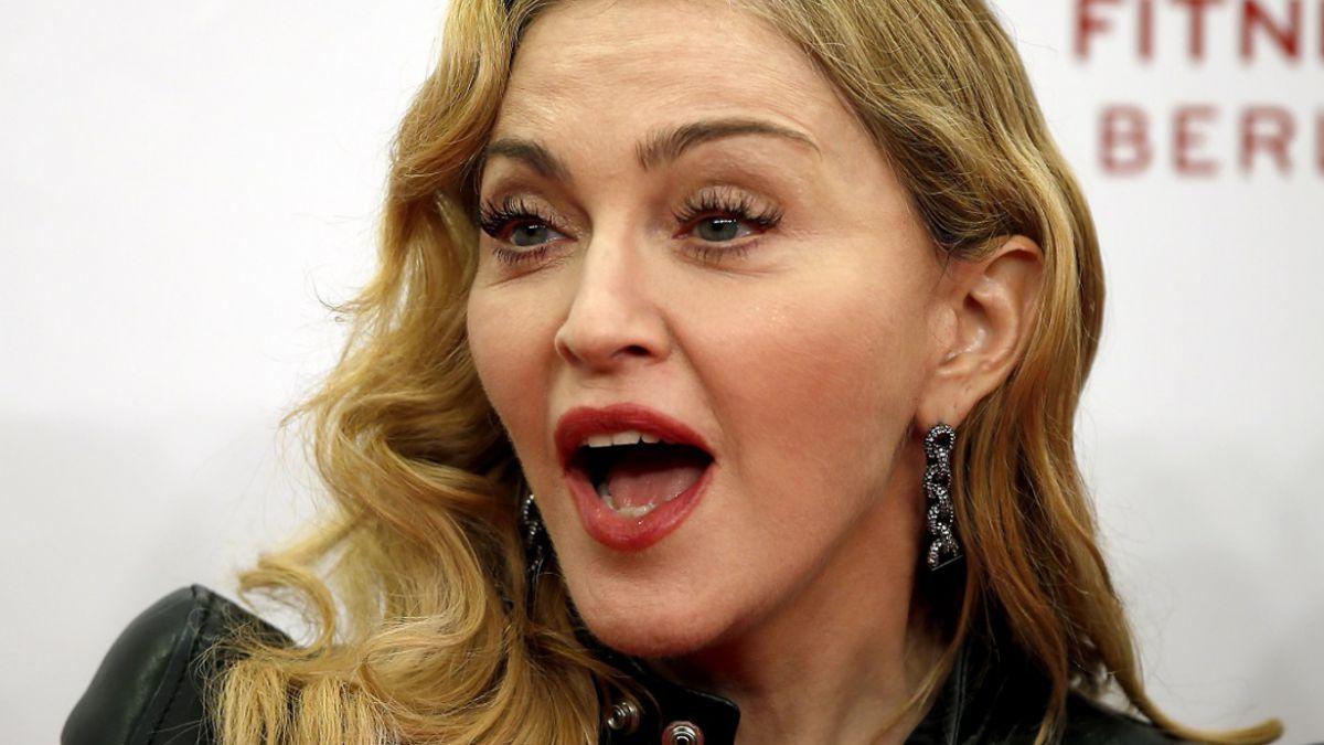 Filtran completamente el nuevo disco de Madonna