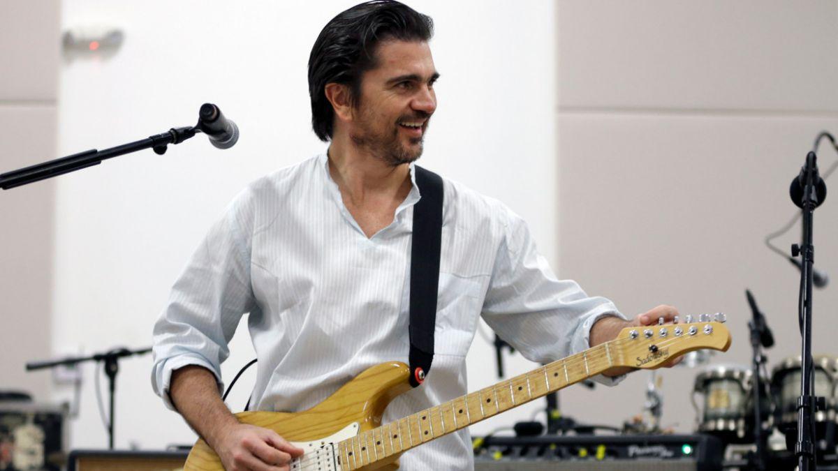 Juanes protagonizará el momento latino más grande de los Grammy en 10 años