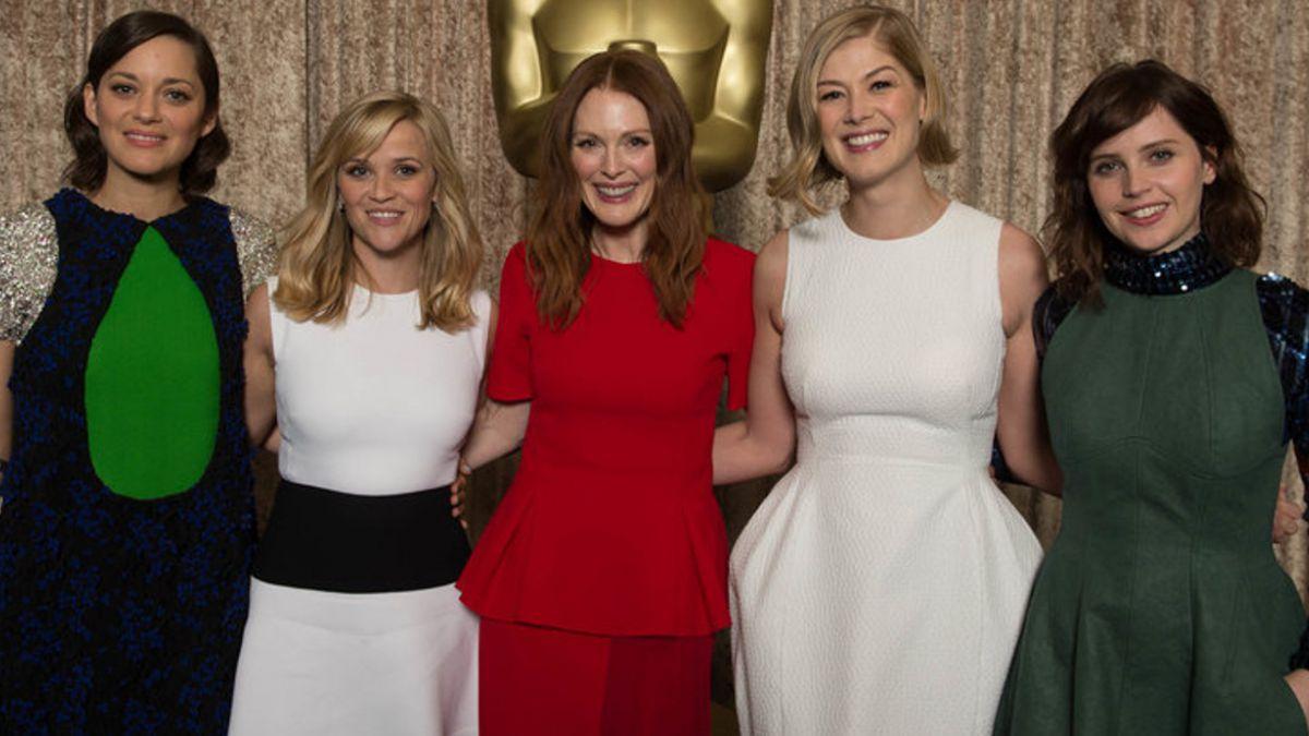 [FOTOS] Nominados a los Oscar se juntan a pocas semanas de la premiación