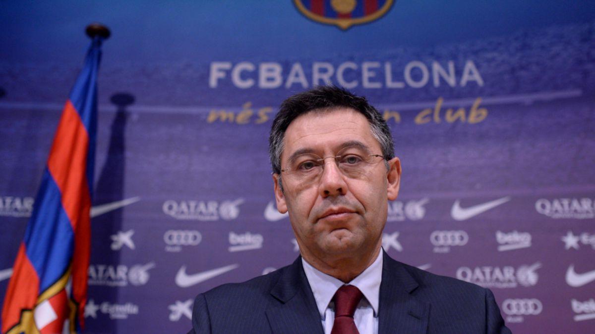 Imputan a presidente de Barcelona por fraude fiscal en fichaje de Neymar