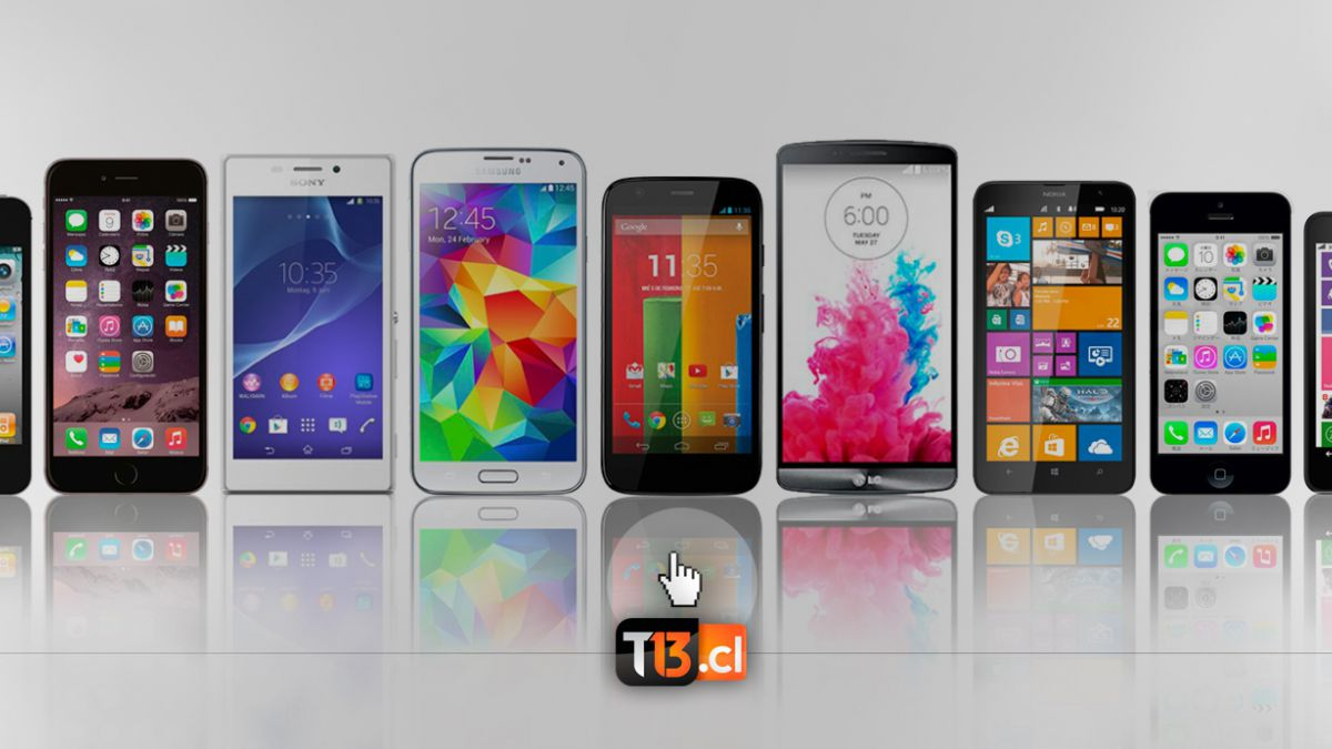 [Interactivo] ¿Cuál es el celular ideal para ti? Averígualo aquí