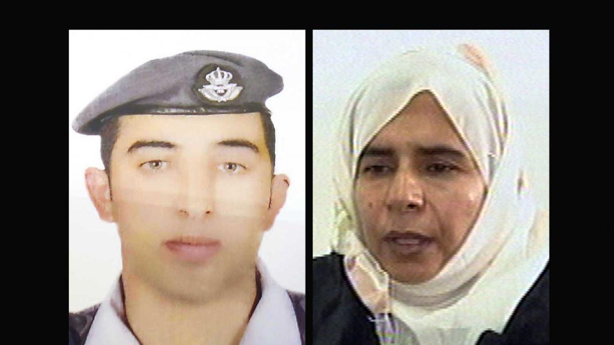 Jordania ejecutará a yihadista iraquí tras difusión de video del Estado Islámico