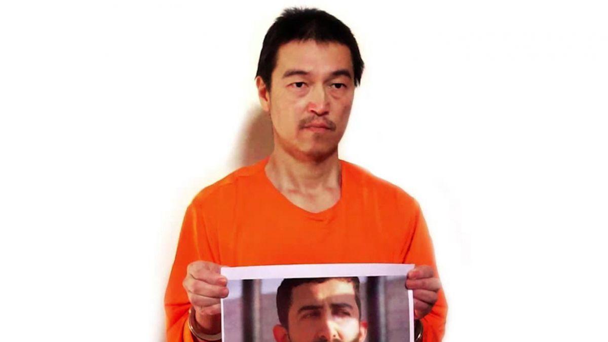Reflotan emotivo mensaje de periodista japonés asesinado por ISIS
