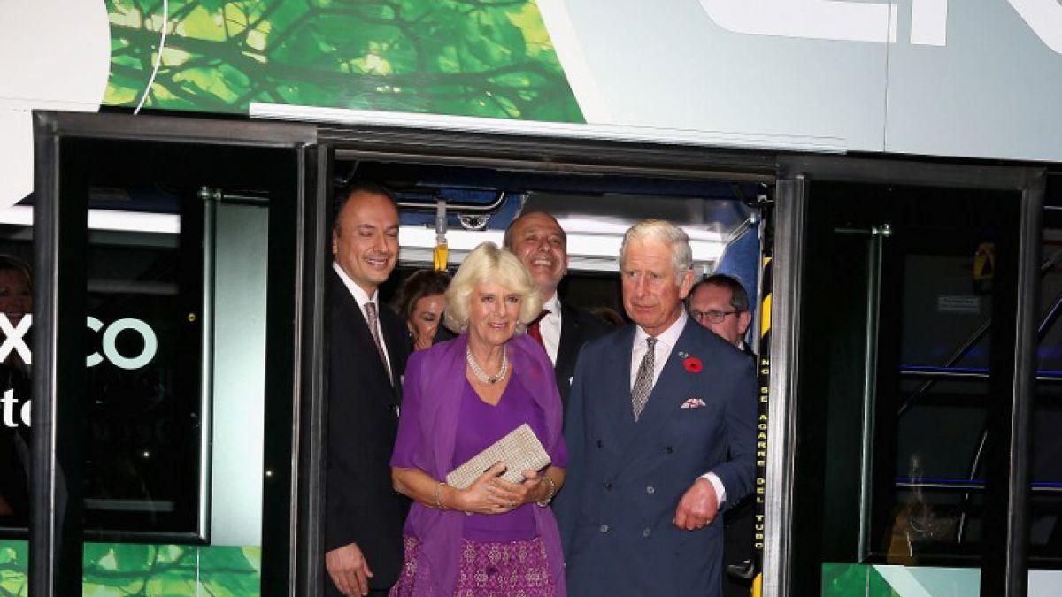 Biografía dice que chilena presentó en 1971 al príncipe Carlos con Camilla
