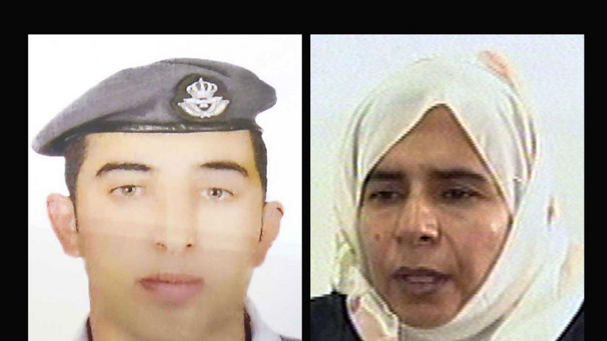 Jordania ejecuta a dos yihadistas en respuesta a asesinato de piloto
