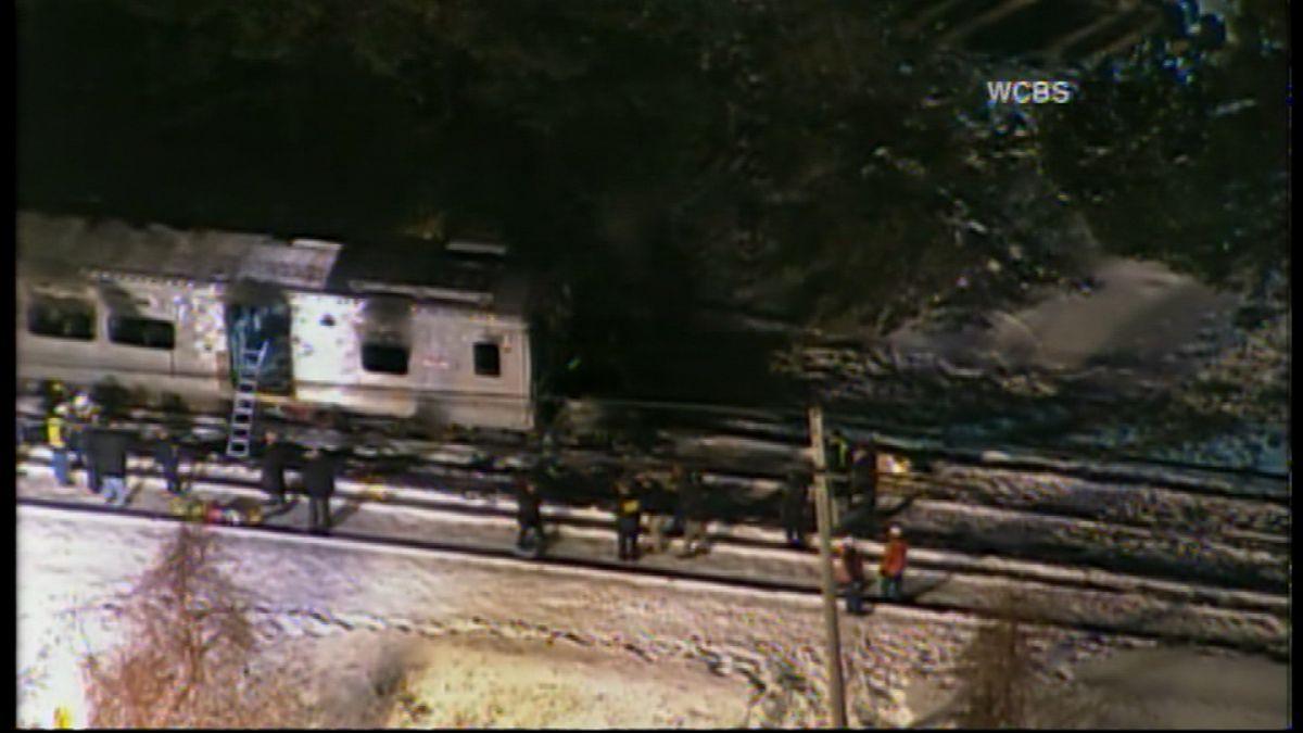 Siete muertos dejó grave accidente de tren en Nueva York