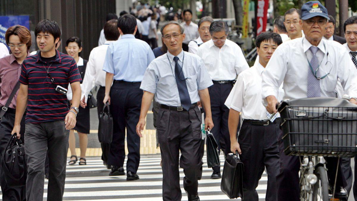 Japón prepara ley que obliga a tomarse cinco días de vacaciones pagadas