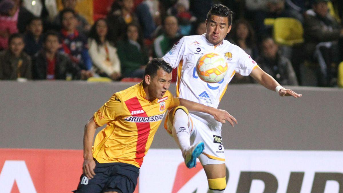 The Strongest se acerca al grupo de la U en Copa Libertadores