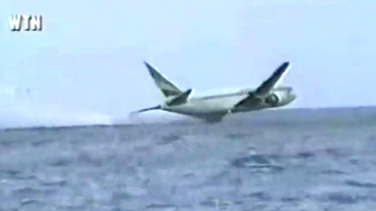 [VIDEO] Cuatro accidentes de aviones captados en vivo