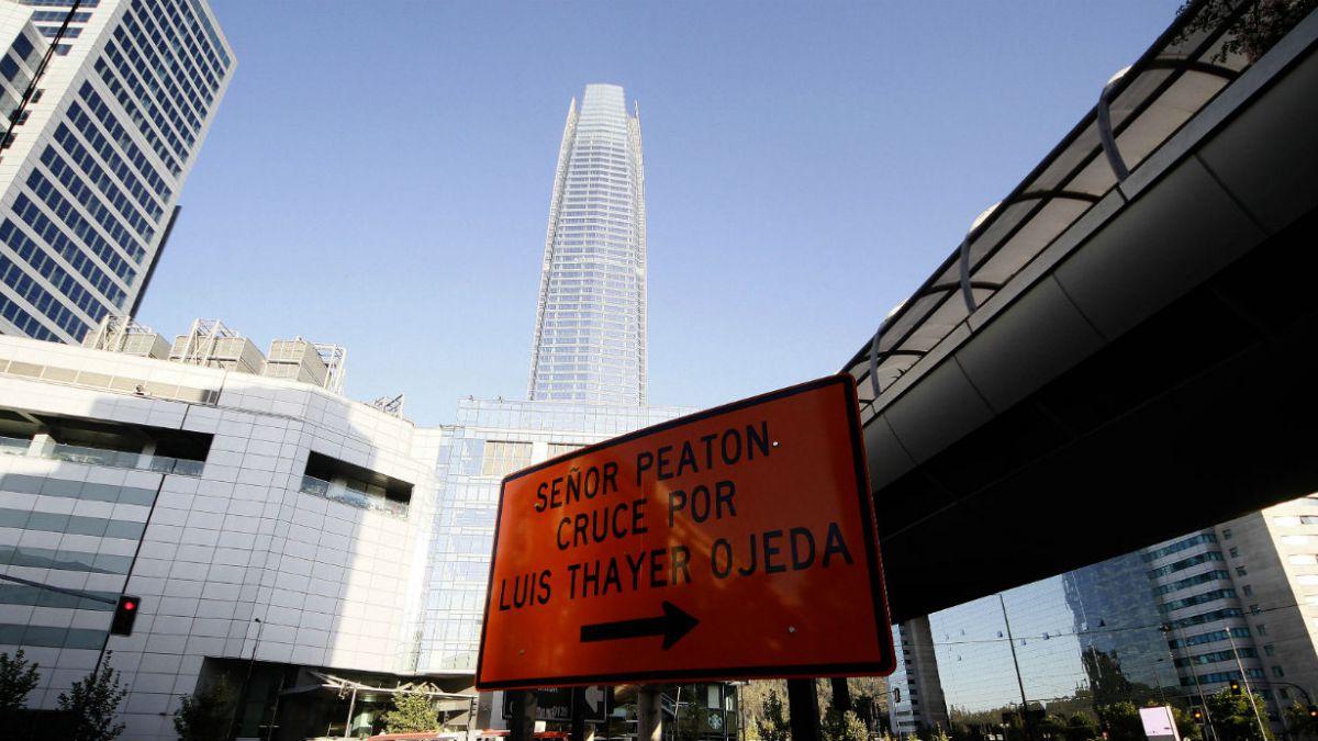 Esto es lo que debes saber sobre los cortes de tráfico por trabajos en Costanera Center