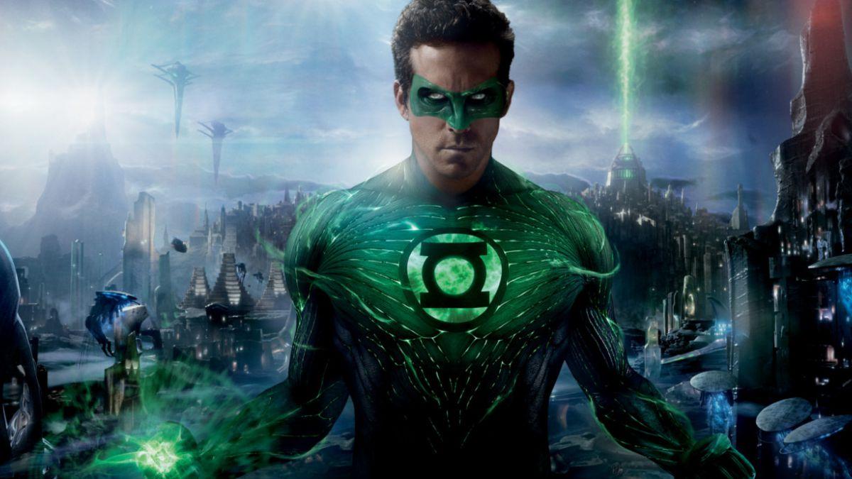 """Esta es la razón del fracaso de """"Linterna Verde"""", según Ryan Reynolds"""