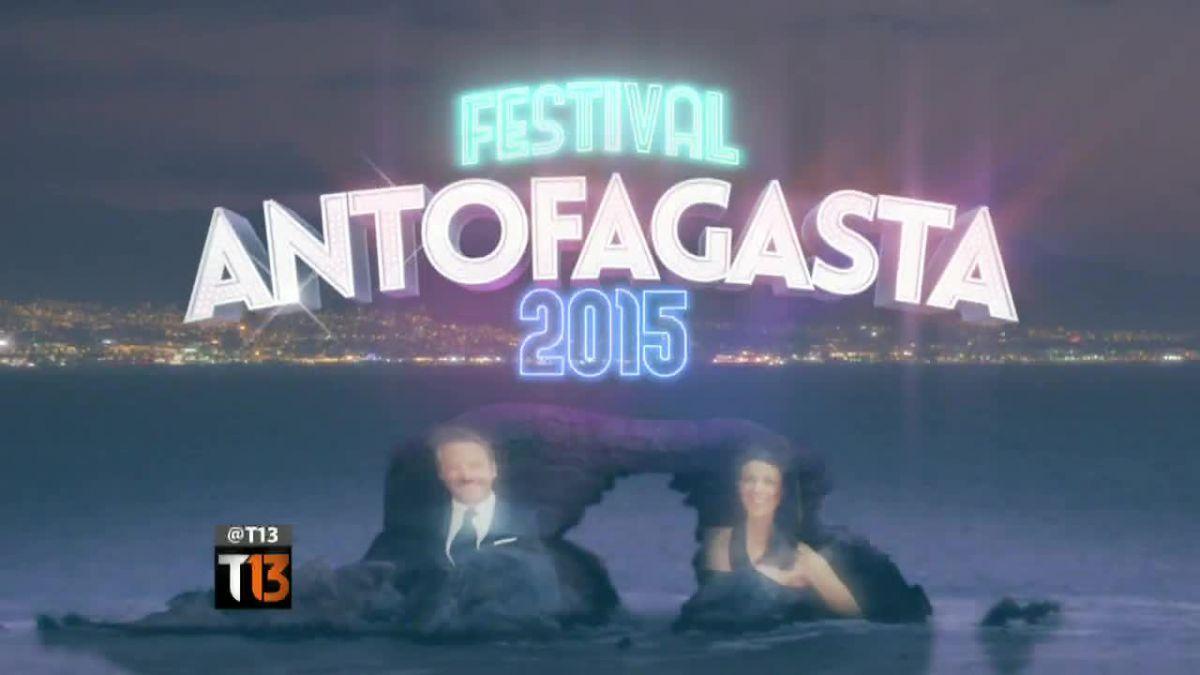 Festival de Antofagasta: Este es el cartel de artistas para este domingo