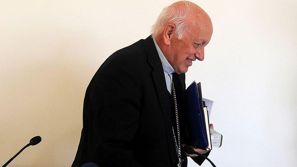 Arzobispo de Santiago de Chile es operado del corazón en Roma