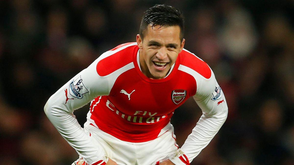El duro calendario que tiene Alexis en el Arsenal
