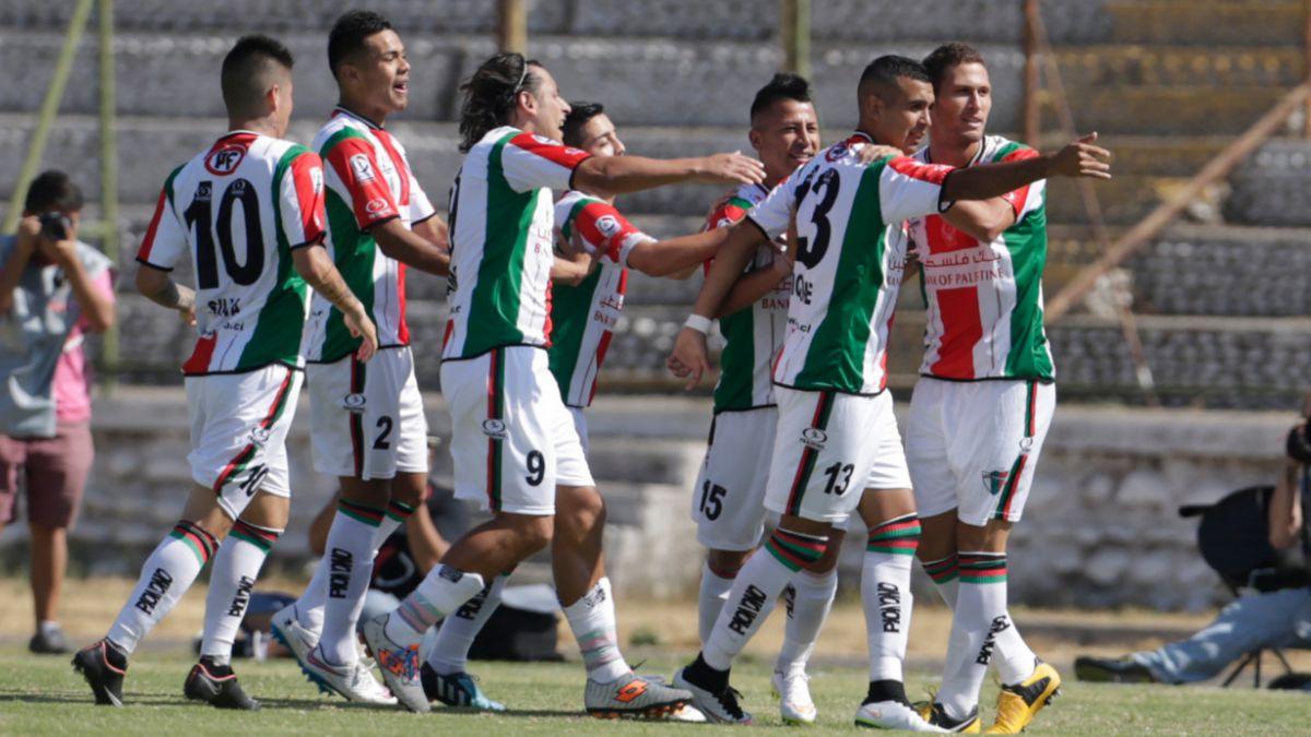 Palestina trasnochará por debut del equipo chileno en la Libertadores