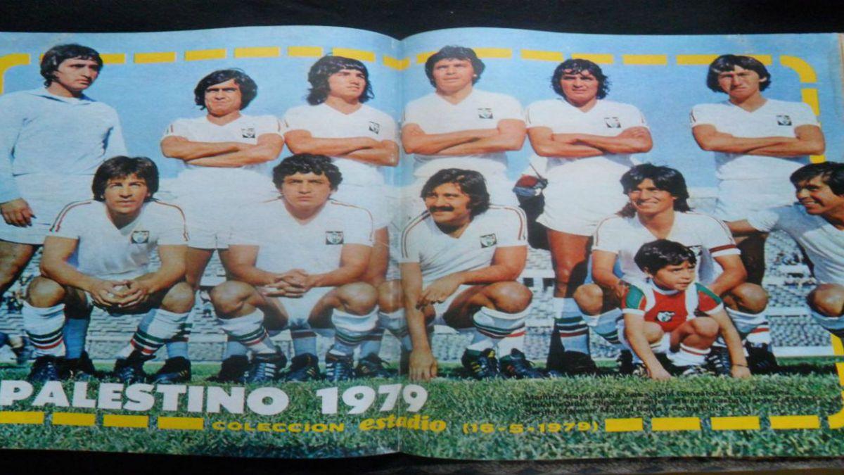 Libertadores 1979: Cómo fue la última campaña de Palestino en la Copa