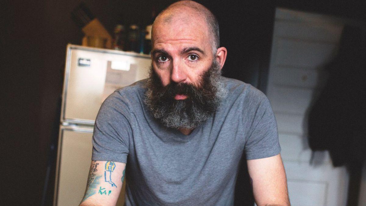 [FOTOS] La historia de Keith, el hombre que se tatuó los dibujos de su hijo por amor