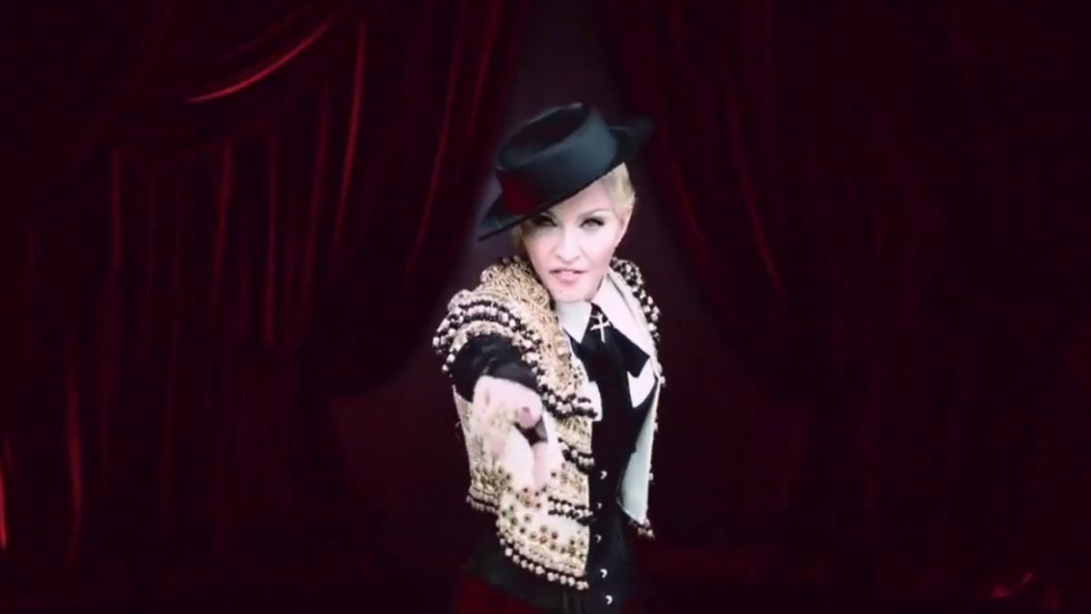 [VIDEO] Living for Love, el nuevo sencillo de Madonna