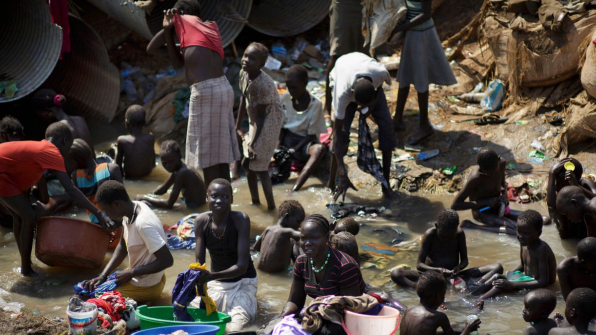 ONU denuncia violaciones y destrucción de pueblos en Sudán del Sur